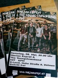 Marian Kuprat & The Youngstownband MIT APM
